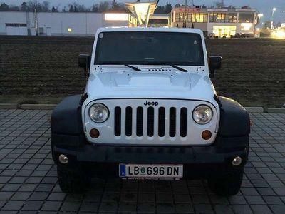 gebraucht Jeep Wrangler Unlimitit SUV / Geländewagen,