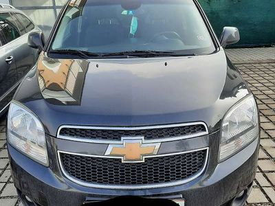 gebraucht Chevrolet Orlando Kombi / Family Van