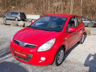 gebraucht Hyundai i20 1,25 Cool Limousine