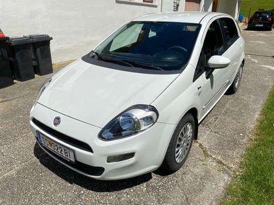 gebraucht Fiat Punto 1,2 69 Easy **1. Besitz**