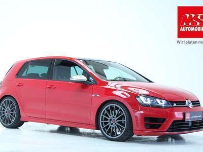 gebraucht VW Golf R 2,0 TSI DSG/ACC/SPUR/KAMERA/SCHIEBEDACH