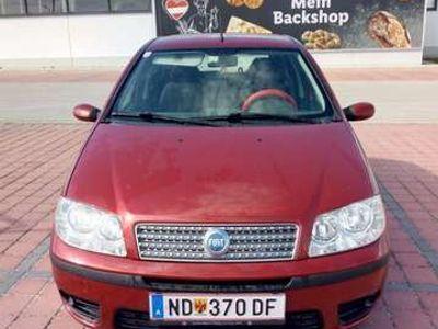 gebraucht Fiat Punto 1,2 8v