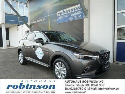 gebraucht Mazda CX-3 G121 Revolution