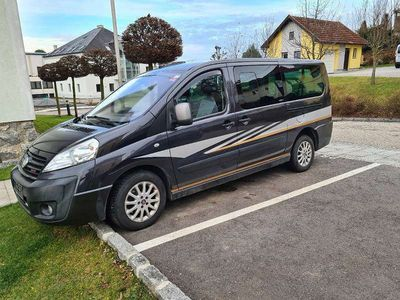 gebraucht Fiat Scudo Kombi / Family Van
