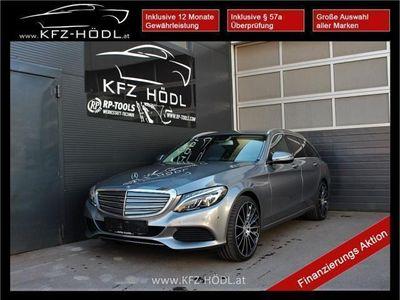 gebraucht Mercedes C350e T Avantgarde Aut.