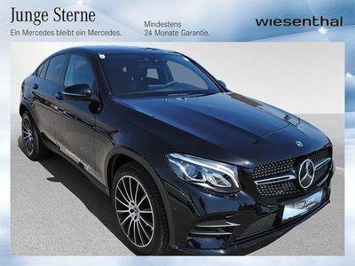 gebraucht Mercedes GLC250 4MATIC Coupé