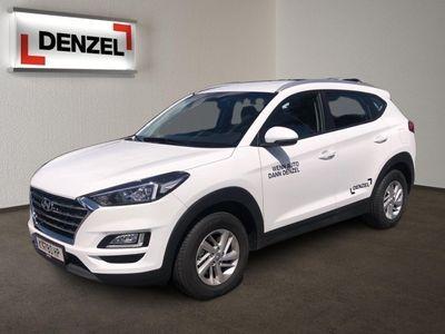 gebraucht Hyundai Tucson 136 PS, 5 Türen, Schaltgetriebe