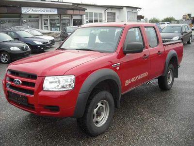 gebraucht Ford Ranger RangerDoka Blackwood ALLRAD, PICKERL NEU!