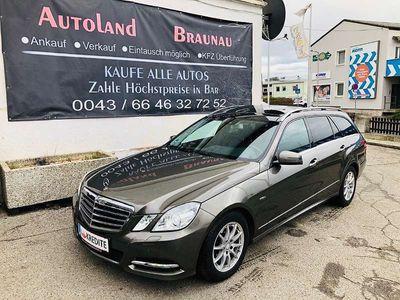 gebraucht Mercedes E300 E-KlasseAvantgarde CDI Aut. Kombi / Family Van