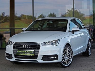 gebraucht Audi A1 Sportback 1,4 TDI S-tronic, Navi Limousine,