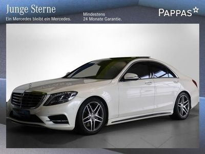 used Mercedes S500 4MATIC