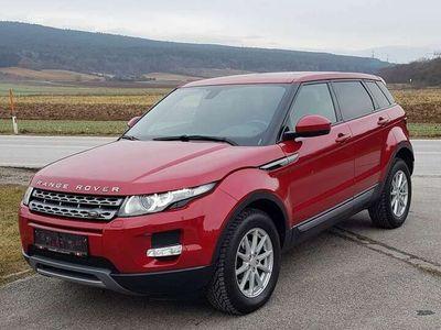 gebraucht Land Rover Range Rover evoque 2,2 TD4