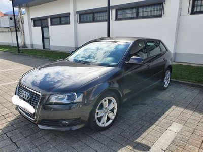 gebraucht Audi A3 Sportback 1,4 TFSI Ambition