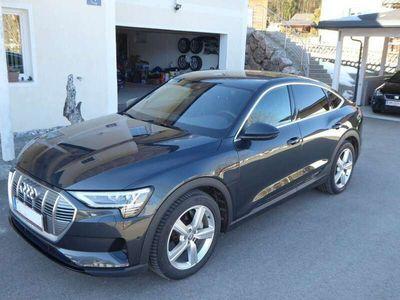 gebraucht Audi E-Tron e-tron - SB 50 QUATTRO *S-LINE TOP* SUV SUV / Geländewagen