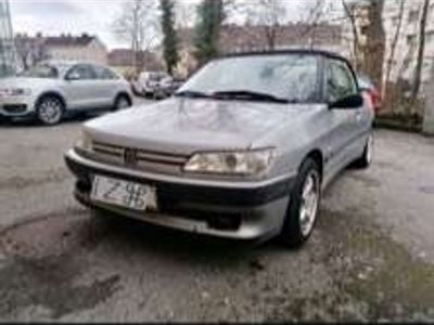 gebraucht Peugeot 306 Cabriolet 1,8i