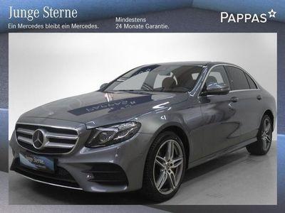 brugt Mercedes E220 4MATIC Austria Edition Aut.