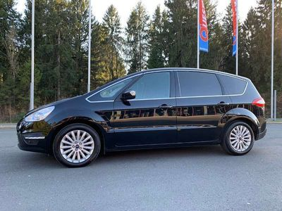 gebraucht Ford S-MAX TITANIUM 2.0 D Kombi / Family Van