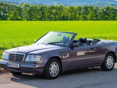gebraucht Mercedes E320 Cabrio Aut.