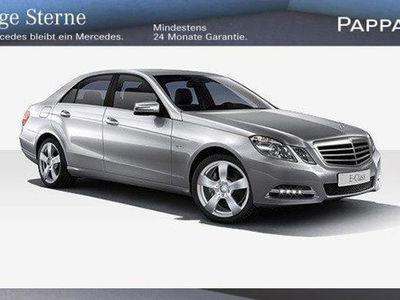brugt Mercedes E220 BlueTEC 4MATIC Avantgarde A-Edition Aut.
