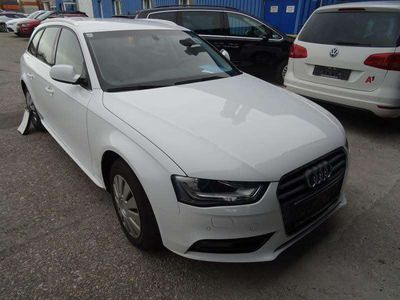 gebraucht Audi A4 Avant 2,0 TDI Daylight Xenon Kombi / Family Van,