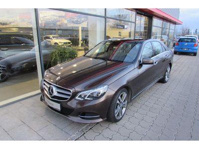 gebraucht Mercedes E350 CDI BlueTEC 4MATIC Avantgarde A-Edition Plus Aut.