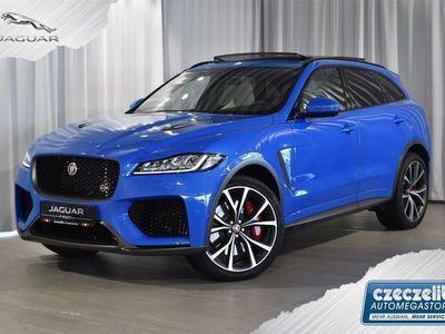 gebraucht Jaguar F-Pace 5.0 SC AWD 5DR SVR 550PS