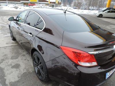 gebraucht Opel Insignia Limousine Allrad
