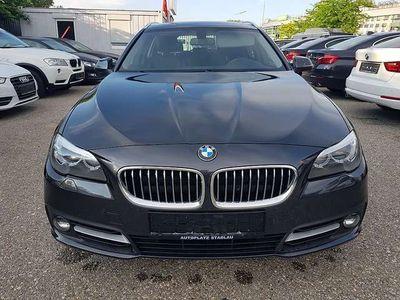gebraucht BMW 530 d xDrive Österreich-Paket Touring Aut. NAVI LEDER