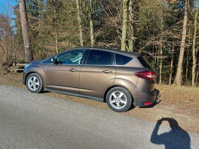 gebraucht Ford C-MAX C-MAXTITANIUM 1,5TDCI Kombi / Family Van
