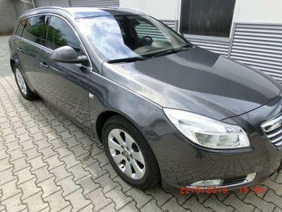 used Opel Insignia ST 2,0 Edition CDTI DPF Kombi / Family Van,