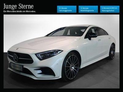 gebraucht Mercedes CLS450 4MATIC Aut.