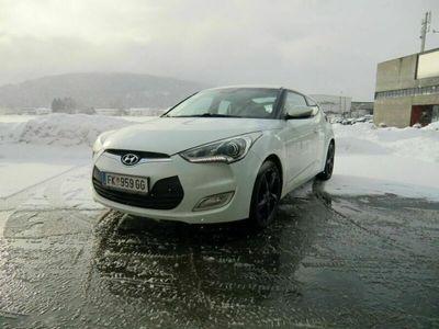 gebraucht Hyundai Veloster 16 GDI Sport