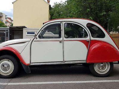 gebraucht Citroën 2CV Dolly 1. Hand Originalzustand Klein-/ Kompaktwagen