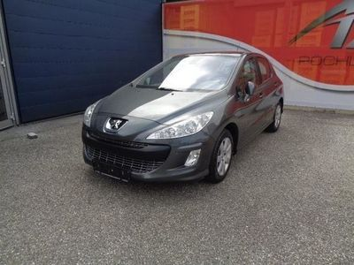 gebraucht Peugeot 308 1,6 HDi 110 FAP Exclusive