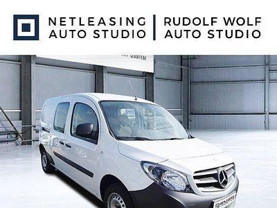 gebraucht Mercedes Citan 109 CDI EL+Mixto+Klima+2xSchiebe+Hecktüren