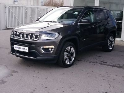 gebraucht Jeep Compass 1,4 MultiAir2 AWD Limited