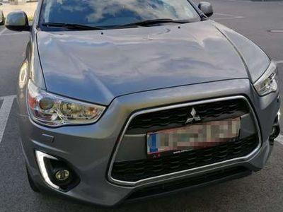 gebraucht Mitsubishi ASX 1,8 DI-D LP 4WD Invite Com