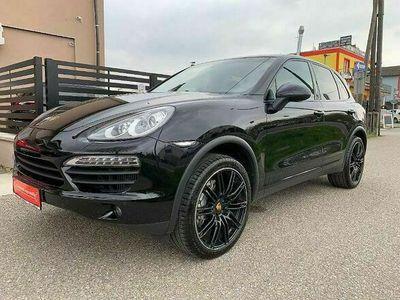 gebraucht Porsche Cayenne II 4,1 Diesel Aut.