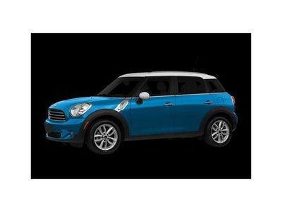 gebraucht Mini Cooper Countryman 1,6 Automatik+LEDER+NAVI+Bluetooth+Xenon