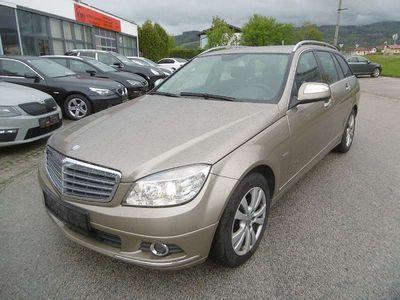 gebraucht Mercedes C200 C-KlasseT Classic CDI Aut.Pi.05/2020+4Mo Kombi / Family Van