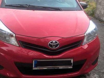 used Toyota Yaris 1,0 VVT-i Klein-/ Kompaktwagen,