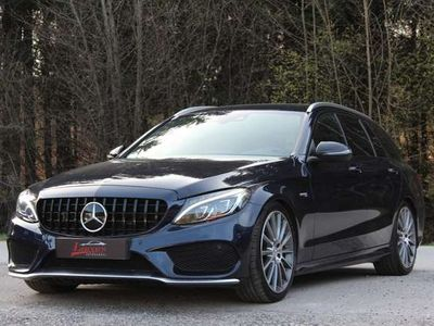 gebraucht Mercedes C43 AMG AMG T 4Matic Aut. Performance *LEASING* GARANTIE*