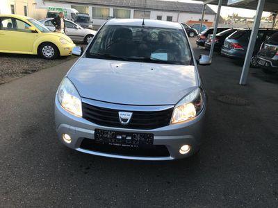 gebraucht Dacia Sandero Lauréate 1,4 MPI