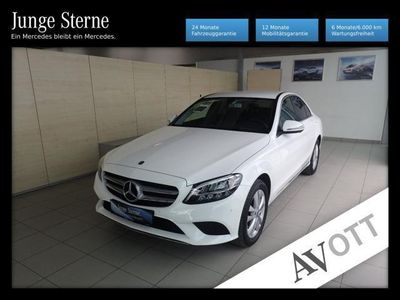 used Mercedes C220 C-Klassed 4MATIC Aut. Limousine,