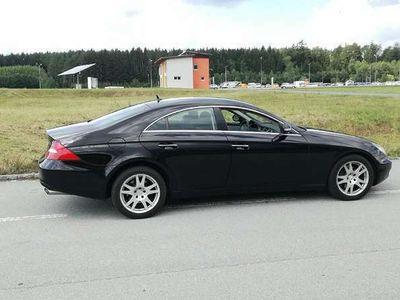 gebraucht Mercedes CLS320 CLS-Klasse Verkaufe meinen MercedesLimousine