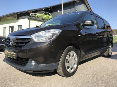usata Dacia Lodgy Laureate Navigationssystem/Bluetooth Frei... Kombi / Family Van,