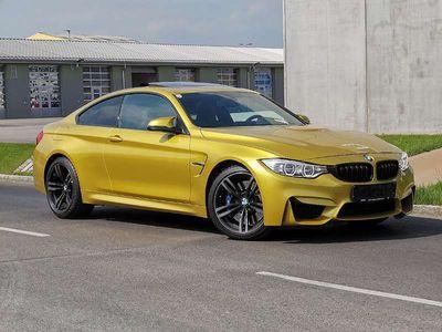 gebraucht BMW M4 4er-ReiheDKG HUD SCHIEBEDACH CARBON NAVI LED Sportwagen / Coupé
