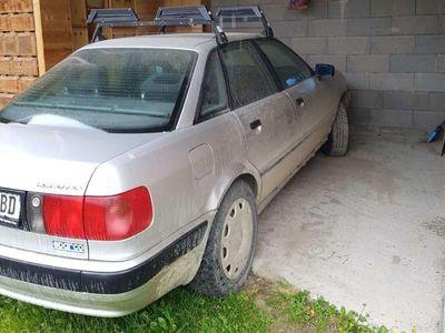gebraucht Audi 80 quattro 2,0
