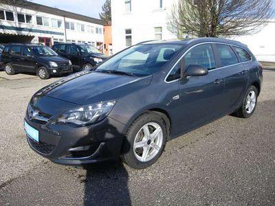 gebraucht Opel Astra ST 1,7 CDTI Ecoflex Cosmo Start/Stop