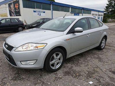 gebraucht Ford Mondeo Titanium 2,0 TDCi DPF Limousine,
